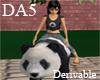 (A) Panda Ride