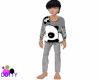 Panda Pajama outfit