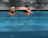 Water Chicken Fight