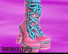 Is~ Pink Loli Heels