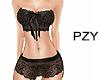 ::PZY:: Black lace set