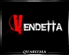 VENDETTA (Sticker)