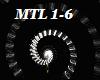 Metallic Spiral  Light