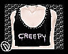 Creepy Crop- FLAT