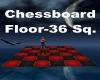 Chessboard Floor-36Sq.