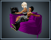 Purple Passion Couch