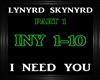 Lynyrd Skynyrd~INeedYou1