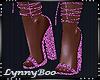 *Iris Pink Heels