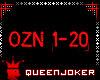 OZUNA-OZN 1-20