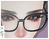 ✘ Miss Pauling glasses