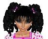 black.c kids pigtails