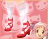 ~R~ Madoka Shoes