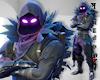 PROFILE Raven FORTNITE
