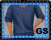 """GS"" KNIT SWEATER #4"