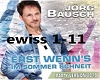 Jörg Bausch-erst wenns