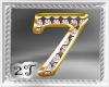 ~2T~ 7 Num Diamond Gold