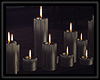 Haunted Mansion Candles