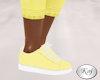 Sexy Yellow Kicks