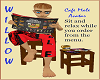 Cafe Male Avatar