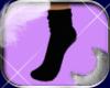 .+. Black Socks