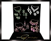 Jewelry Display Custom