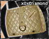 (Ð) Gold Cambon ToteBag