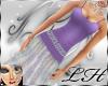 {H} Summer Dress Lilac