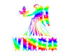 Virgo sticker