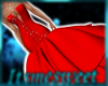 Glams Gown - Red