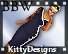 KD+ Vintage dress BBW