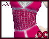 *DC Hot Pink Gown