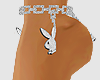 Playboy Anklets Left