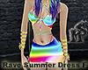 Rave Summer Dress Femme