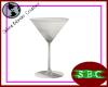 Cocktail Glass (x1)