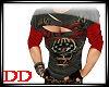 Torn Harley Shirt