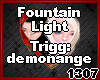 Fountain Light DemonAnge