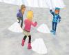 ~TQ~Child Snowball Fight