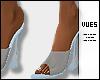 Zee | Shear Heels