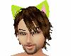green ears