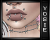 ~Y~Barbed Wire Chokers