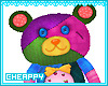 Rag Teddy Bear Plush