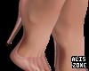 [AZ] Barbie glass pumps