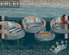 ♔K SI Floaty Seats
