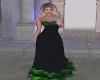 Emerald Jewel Gown