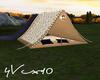 4V Glam Tent