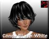 Conny Black-White Hair