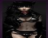 Cool Dark Black Cat Cats Tail