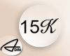~A: 15k Support Sticker