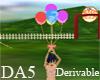 (A) Circus Balloon Lift