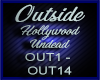 OUTSIDE BY HOLLYWOOD